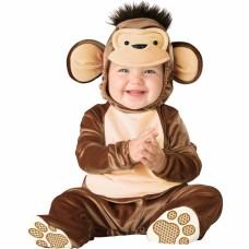 ชุดแฟนซีเด็ก Monkey Baby Fancy Dress Costume