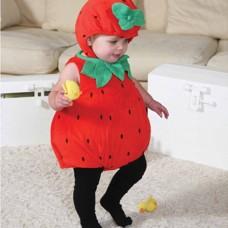 ชุดแฟนซีเด็ก Strawberry Baby Fancy Dress Costume