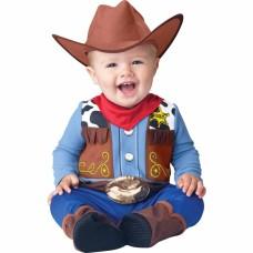 ชุดแฟนซีเด็ก Cowboy Baby Fancy Dress Costume
