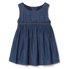 เสื้อผ้าเด็ก GAP 1969 denim jumper