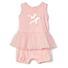 เสื้อผ้าเด็ก GAP Shiny starfish tutu one-piece