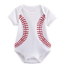 เสื้อผ้าเด็ก Mombebe Baby Boys' Sports Bodysuit