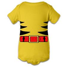 บอดี้สูทเด็ก Tee Tee Monster Baby Wolverine
