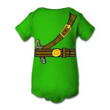 บอดี้สูทเด็ก Tee Tee Monster Baby Zelda